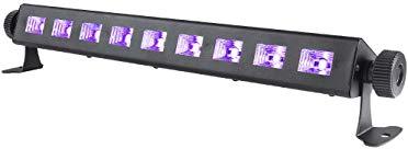 black light image